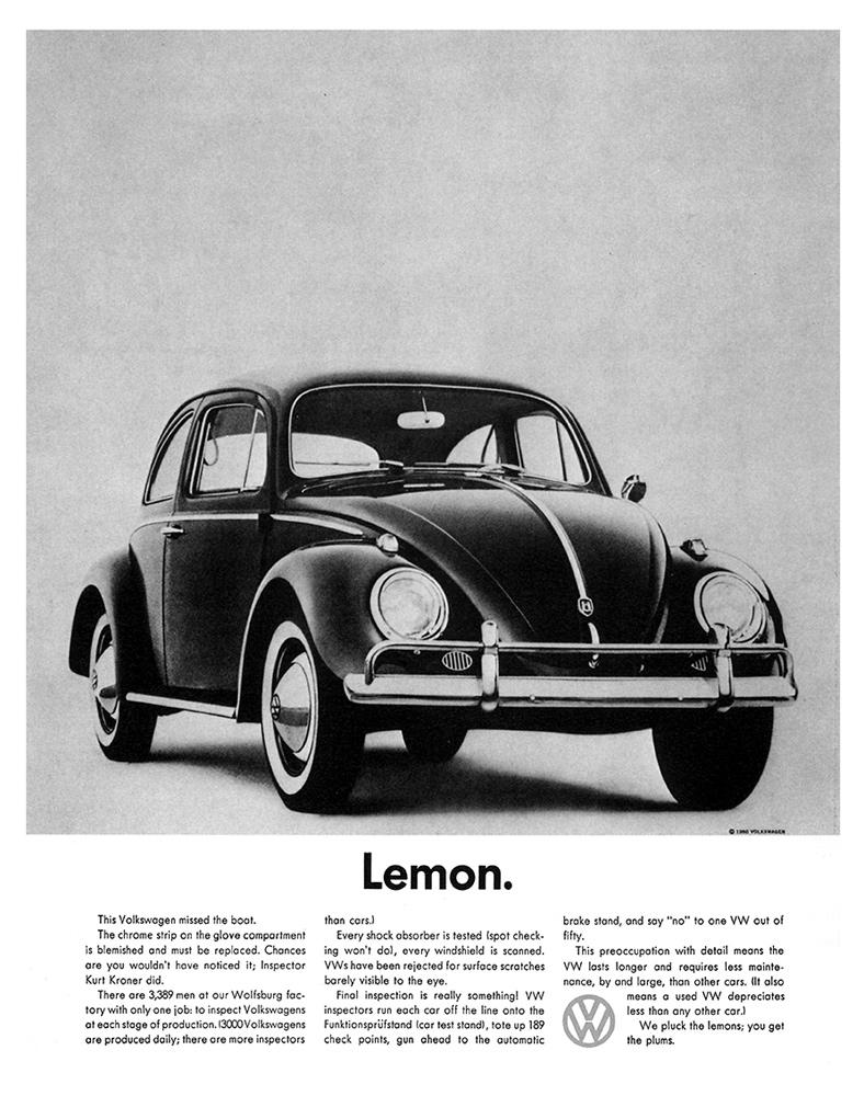 Il Futura nella comunicazione Volkswagen
