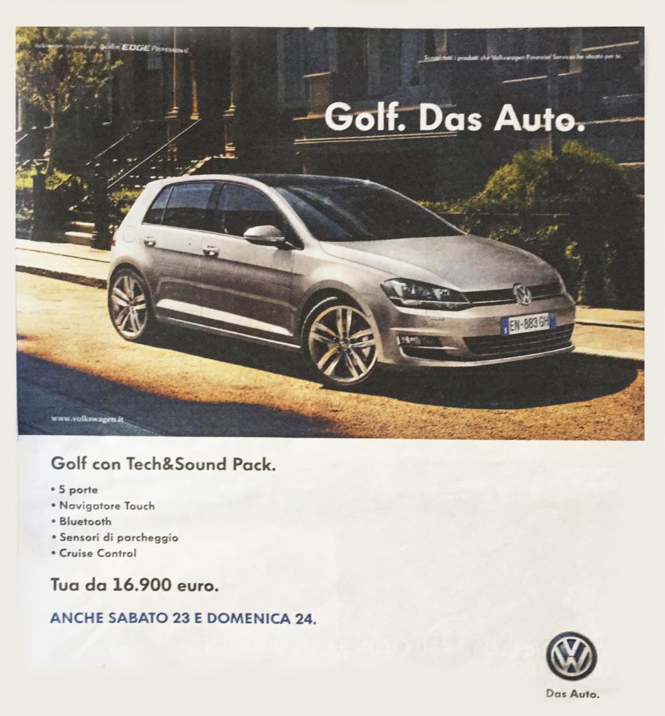 VW 2015